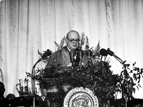 what year was the iron curtain speech iron curtain speech photos from churchill s sinews of