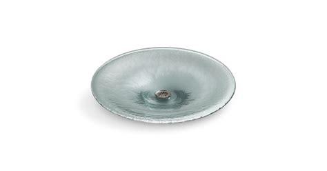 kohler vessels glass above counter k 2367 lavinia countertop glass sink kohler