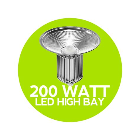 Led High Bay 200 watt led high bay eco lighting supplies