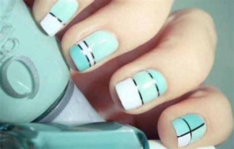 imagenes de uñas decoradas verde agua u 241 as decoradas color verde menta u 241 asdecoradas club