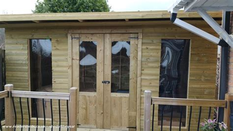 Sheds For Tubs by Tub Shed Cabin Summerhouse From Sheffield Owned By Tracy Shedoftheyear