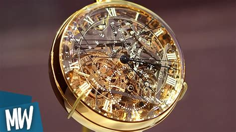 the most expensive in the world top 10 most expensive watches in the world