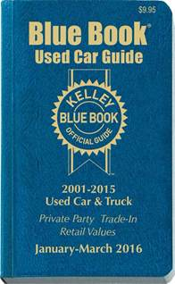 Blue Book Value Used