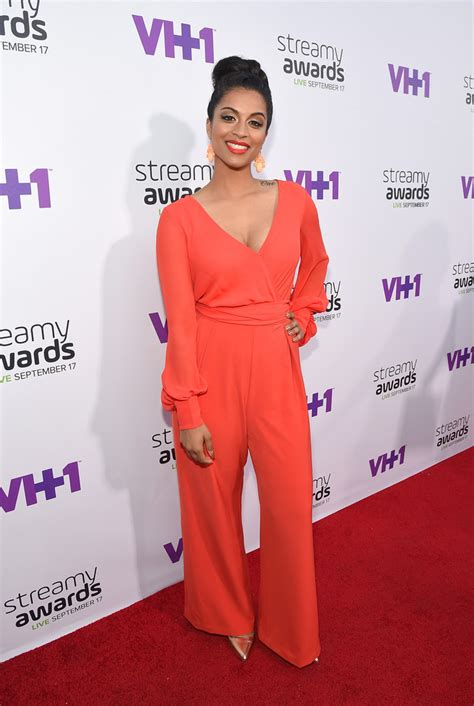 5th Annual Streamy Awards Red Carpet lilly singh   Fashion Bomb Daily Style Magazine: Celebrity