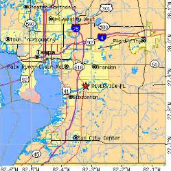 brandon florida zip code map riverview florida fl population data races housing