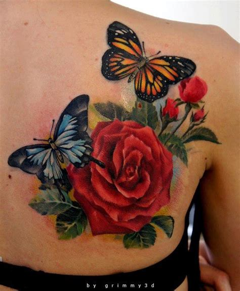 rose tattoo tatblog