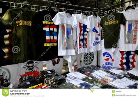Korset Polos Bangkok Top bangkok thailand operation shut bangkok shirts editorial photography image 36838057