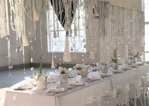 white winter themed decorations winter wedding decorations white http augumaja