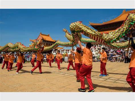 new year 2018 nan hua temple bring in the new year at nan hua temple sandton