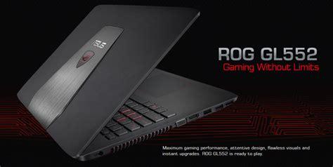 Laptop Asus Rog Gl552jx Dm292d Review asus rog gl552jx review worthy rog laptop