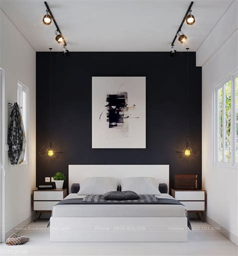 40 beautiful black white bedroom designs