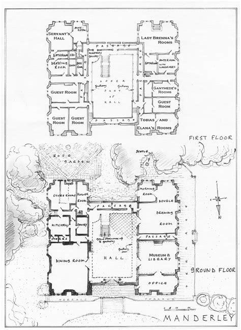 Charming House Plan Sites #3: Manderley.gif