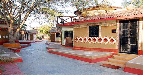 home design rajasthani style rajasthan chokhi dhani tour holidays in india