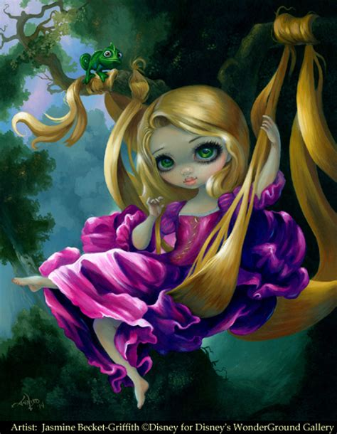 disney princess painting play rapunzel in the swing tangled disney rapunzel by