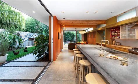 Modern Home Design With Courtyard Sacramento Modern Home An Oasis In The City An Inner