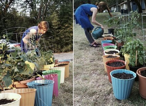 containers for gardening cheap 361 best images about backyard container gardening on
