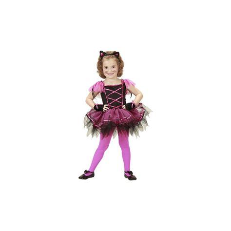 disfraz de fantasia para ninas disfraz de gatita bailarina para ni 241 as de 3 a 5 a 241 os