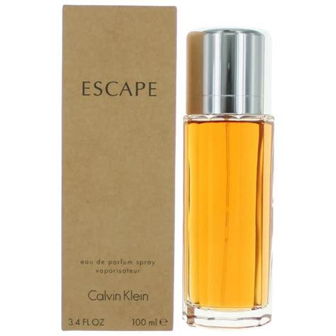 Parfum Calvin Klein Escape escape by calvin klein 1991 basenotes net