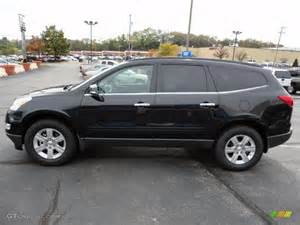 Chevrolet Traverse Awd Black Granite Metallic 2012 Chevrolet Traverse Lt Awd