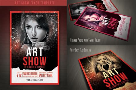 18 Ready To Print Grunge Flyer Business Card Templates Only 8 Mightydeals 2015 Flyer Card Template