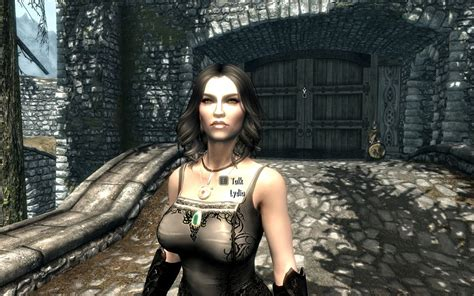 skyrim anime mod girls all housecarl s sexy replacer cbbe 01 at skyrim nexus