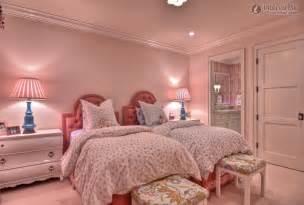 Twins Bedroom Girls Twin Bedroom Decoration Effect Bedroom