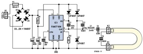 inductor bulb circuit ballast for energy saving ls