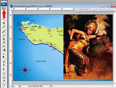penjelasan layout peta tutorial photoshop dasar belajar layout tips dan trik