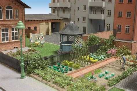6 Eck Gartenhaus