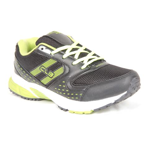 www columbus sports shoes buy columbus pu sports shoes black green 5620