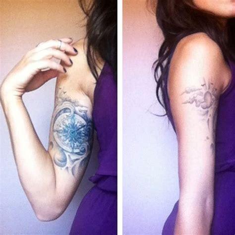 tattoo placement under arm placement de ma boussole lien avec ma plume avant bras