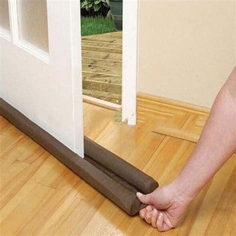 Door Wind Stopper by Guard Wind Dust Blocker Sealer Stopper Insulator Door Window Brown Interior Or Exterior Doors
