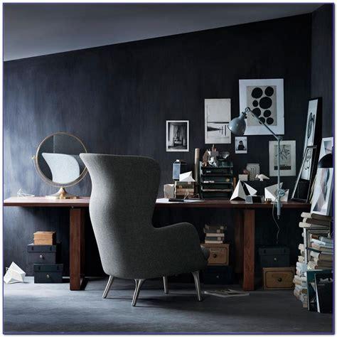 Schwarze Schreibtische Ikea Schreibtisch Hause