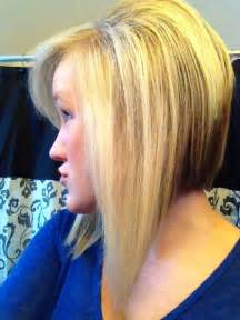 hairstyles longer in front shorter in back pin by alexis arriaga on oh hairrrrr yes pinterest