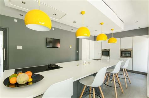 modern aquarium kitchen with a strong visual impact by how to give your kitchen the wow factor