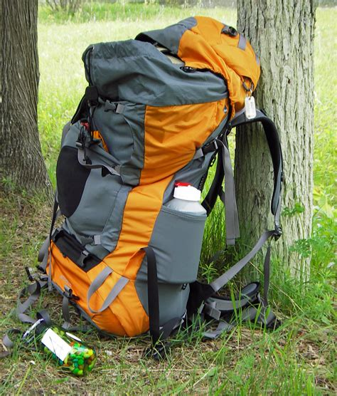 hiking pack the right backpack a fit is essential to comfort safety on the hiking trail