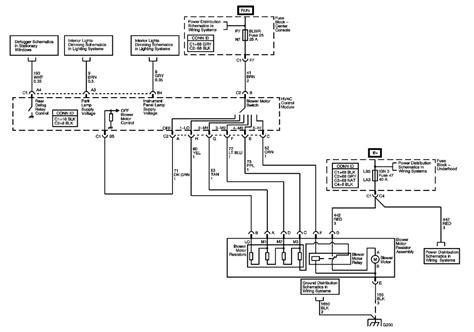 how to replace blower motor resistor pontiac aztek 2001 aztek blower wiring issue gm forum buick cadillac chev olds gmc