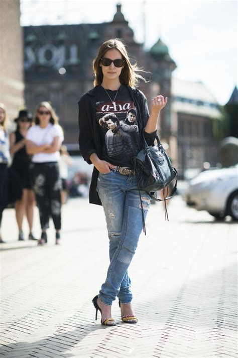 Additions Direct Maxi Dress Giving Gucci And Oprah A Run For Their Money by 7 Ways To Wear Your Favorite Band T Shirt Fashion