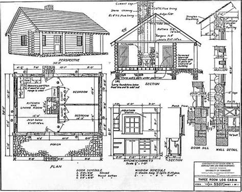blueprints for cabins 2018 33 free or cheap small cabin plans to nestle in the woods