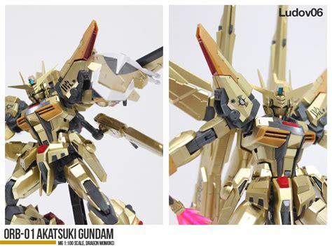 Hgseed Owaashi Akatsuki Gundam ludov06 let s talk bout nerdy stuff side g review dm 1 100 shiranui owashi akatsuki gundam