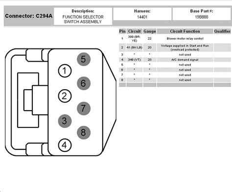 2006 toyota tacoma blower motor resistor connector tacoma blower motor resistor harness tacoma free engine image for user manual