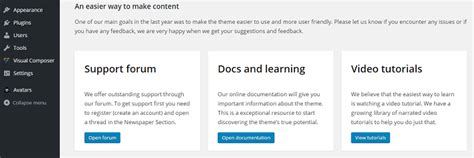 newspaper theme wordpress documentation newspaper theme review discover the art of publishing