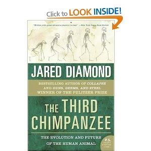 chimpanzees and human evolution books the third chimpanzee the evolution and future of the