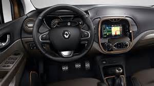 Renault Captur Inside Renault Captur Sl Premium Llega El Alto De Gama