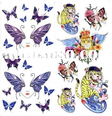 tattoo printer paper staples temporary tattoo inkjet water slide decal paper for sale