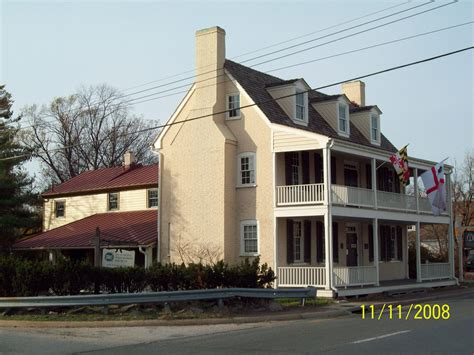 George Washingtons House by George Washington House Bladensburg Maryland Wikiwand
