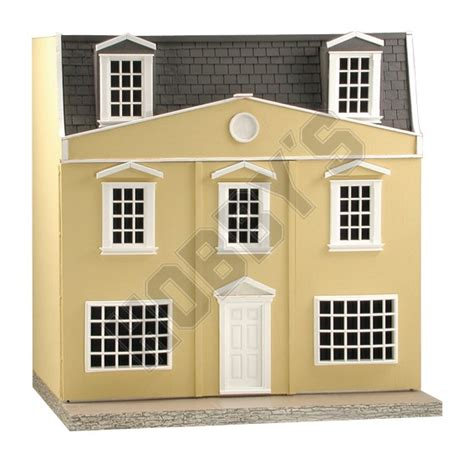24th scale dolls house shop 1 24th scale regency dolls house plan hobby uk com hobbys