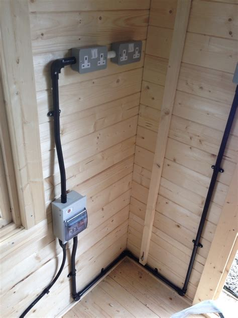 Shed Electrics by Ds Electrical 100 Feedback Electrician In Carnforth