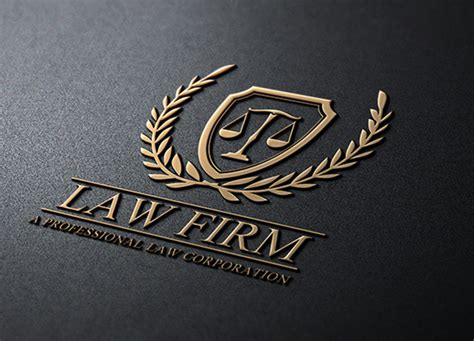 law firm logo templates on creative market