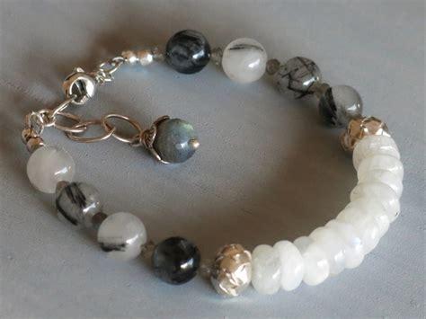 Handmade Beaded Jewelry Websites - handmade moonstone bracelet handmade jewelry